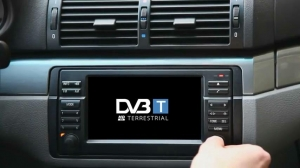 China BMW Analog TV Updating To Digital TV on sale
