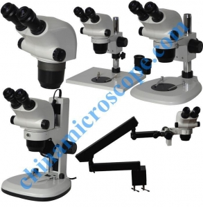 China MIC-ZK65 stereo microscope Stereo Zoom Microscope on sale