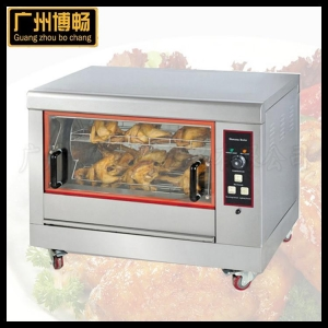 China EB-268stainless steel electric chicken rotisserie on sale