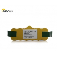 Vacuum cleaner battery Roomba 500 replacement battery