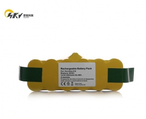 China Vacuum cleaner battery Roomba 500 replacement battery on sale