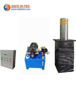 China AT6000 Automatic hydraulic flexible raising bollards on sale