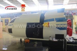 China 2014 The Newest 7d Interactive Cinema  XD CINEMA CAPSULE on sale