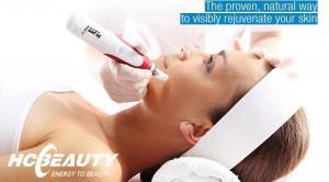 China Derma pen 3mm rechargeable skin caring mesoroller DP122 on sale