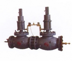 China Double insurance, gas shut-off valve fast on sale