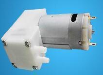 China MPA3002 Membrane Vacuum Pump Brush DC Motor on sale