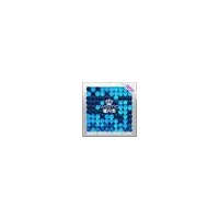 2015 Hot Patent Shimmer Blue Sequin Wall Decoration