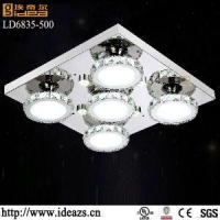 China Modern LED crystal lighting LD6835-500 on sale