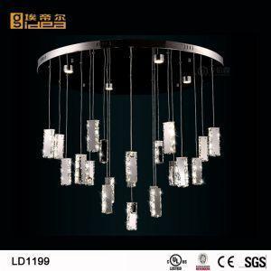 China Modern LED crystal lighting LD1199-1000 on sale