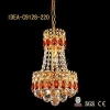China Classical crystal lighting C9128-220 for sale