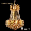 China Classical crystal lighting C1076-400 for sale