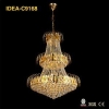 China Classical crystal lighting C9168-730 for sale