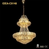 China Classical crystal lighting C9148-730 for sale