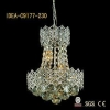 China Classical crystal lighting C9177-230 for sale