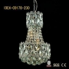 China Classical crystal lighting C9178-230 for sale