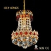 China Classical crystal lighting for sale