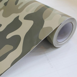 China Car Wrapping Camouflage on sale