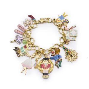 China Holliday season charm bracelet on sale