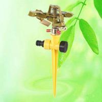 China Metal Impulse Sprinkler On Plastic Spike HT1005 on sale