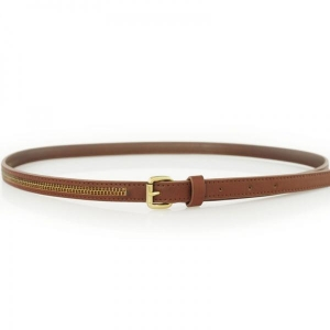 China Women brown jeans belt on sale