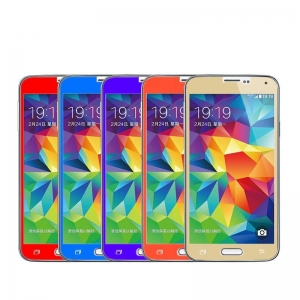 China 5 Colorful Tempered Glass Screen Protector on sale