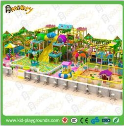 China Supermarket Kids Soft Play Zone Childrens Playground Accessories on sale