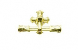 China Casket handles for italy , gold color plastic coffin handles HP009 on sale