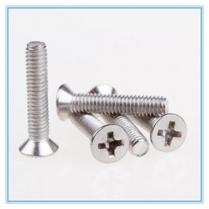 China 31 Stainless steel countersunk Flat Head screw on sale
