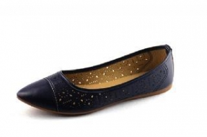 China ballerinas(ballet flats) Piont Toe Lady Ballet Shoes with Flat Heel on sale