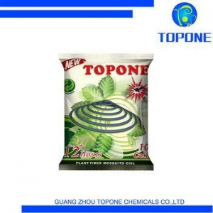 China 2016 hot Topone Factory Price Plant Fiber Mosquito Coil paper mosquito coil on sale