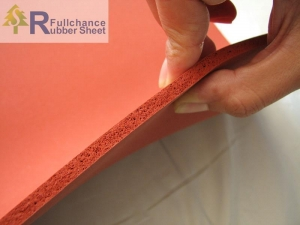 China Closed Cell Silicone Sponge Gasket Sheet, Silicone Foam Gasket Sheet on sale