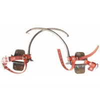 Pinbuckleseries wood pole climber