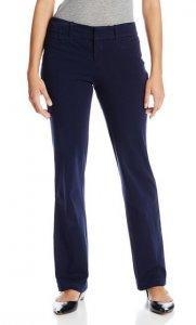 China Womens Petite Ideal Trouser Pant Night Water on sale