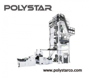 China Blown Film Machine-Polystar on sale