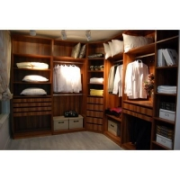 China Made Modern Wood Walk in Closet For Sale (KW - 2020)