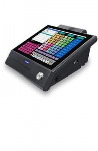 China HX-1500, Compact bezel-free touch screen POS on sale