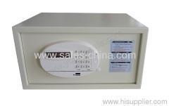 China Credit card hotel safe/magnetic card hotel safes on sale