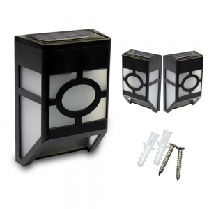 China 2.88$ USD Solar LED Llight Solar LED Wall Light on sale
