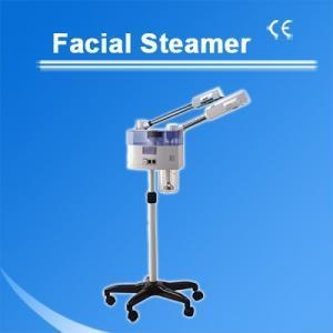 China New double tube hot & cold facial steamer good reputation on sale