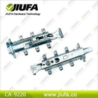 China Kitchen Metal Cabinet Suspension Hanger With Clip on sale