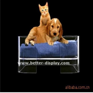 China Cosmetic Display Pet Dog Bed on sale