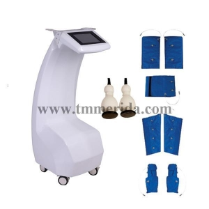 China MD-217D Lymphatic drainage Infrared Presso and RF weight loss machine on sale