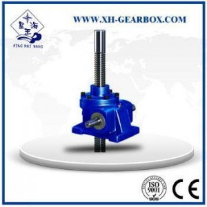 China SWL series Worm gear threaded screw jacks on sale