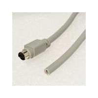 Accessories and Software DC Series 8-Pin Mini-DIN Cables