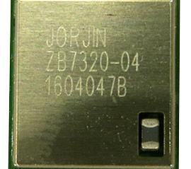China ZB7320-00/04 IEEE 802.15.4 Wireless MCU Module on sale