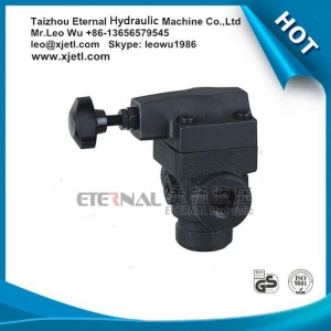 China BT TYPE OF PILOTED RELIEF VALVES on sale