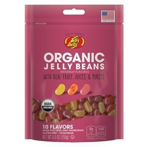 China Organic Jelly Beans from the makers of Jelly Belly - 5.5 oz bag on sale