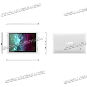 China Ramos W17Pro 7 Inch Tablet PC AML8726-MX Cortex A9 Dual Core HD Screen White -16GB on sale