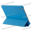 China Ultra Thin PU Leather Cover Case Aoson 7.9'' Mini5 Tablet PC Blue for sale