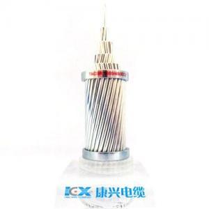China ACSR ---------- ALUMINIUM CONDUCTORS STEEL REINFORCED on sale